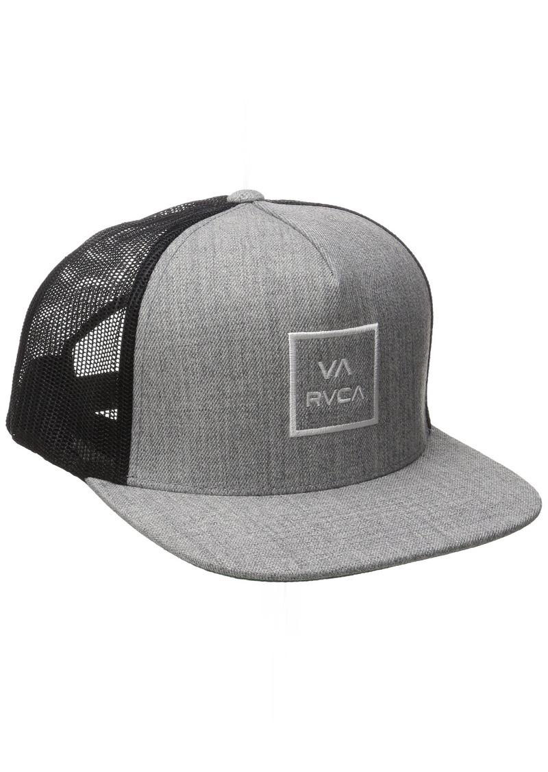 375ff69daf2 RVCA RVCA Men s All the Way Trucker Hat