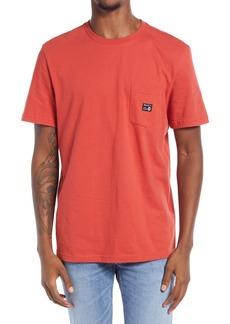 RVCA Men's ANP Logo Pocket T-Shirt