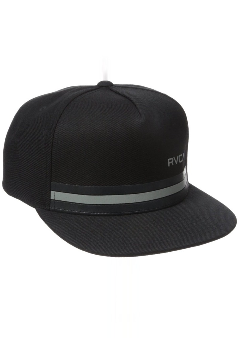 639e8f82 RVCA RVCA Men's Barlow Twill Snapback Hat | Misc Accessories