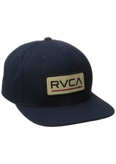 RVCA Men's Big Block Hat