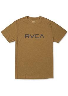 Rvca Men's Big Rvca Logo Graphic T-Shirt