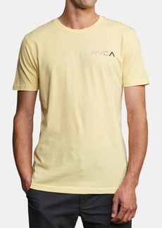 Rvca Men's Blind Motors Logo Graphic T-Shirt
