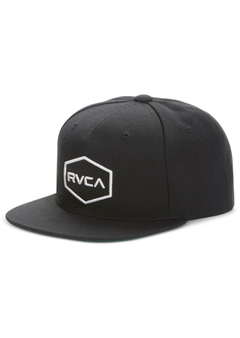 Rvca Men's Commonwealth Snapback Hat