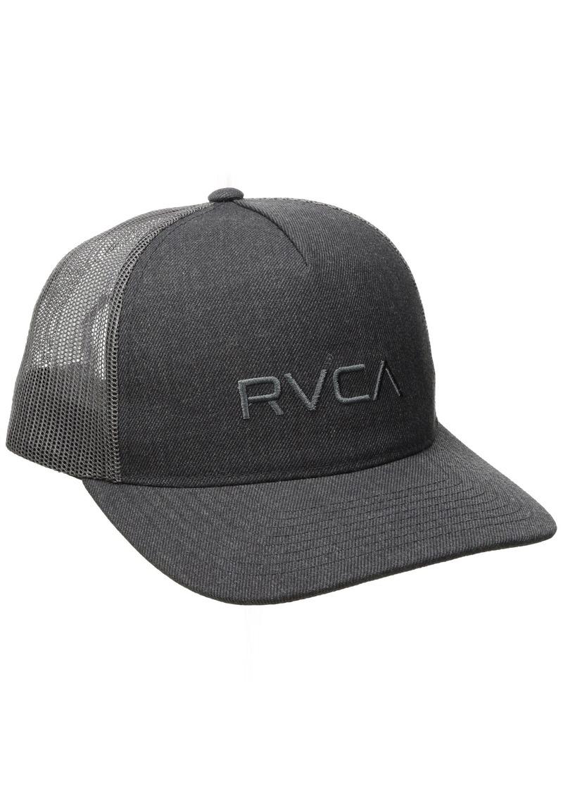 04e4938a215 RVCA RVCA Men s Curved Bill Trucker Hat