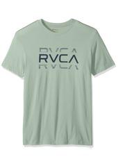 RVCA Men's Cut Tee
