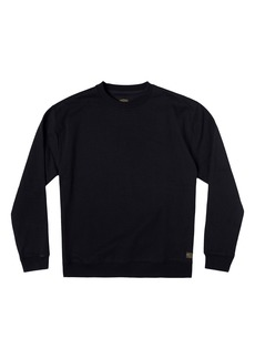 RVCA Men's Day Shift Crewneck Sweatshirt