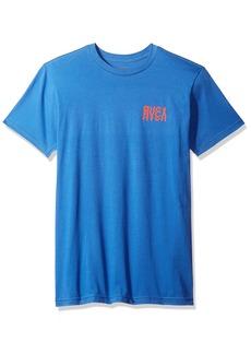 RVCA Men's Disrupt Short Sleeve T-Shirt  M