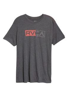 RVCA Men's Divider Graphic Tee
