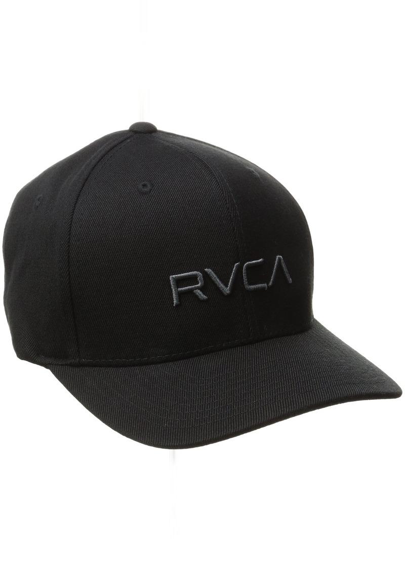 buy popular 7786f 791a0 Men s Flex Fit Hat. RVCA
