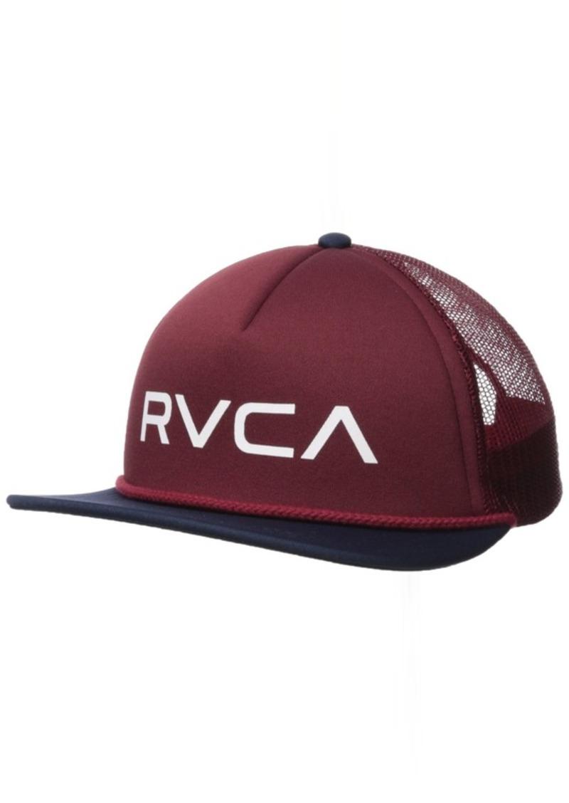 5d56b6f8 RVCA RVCA Men's Foamy Trucker Hat EA | Misc Accessories