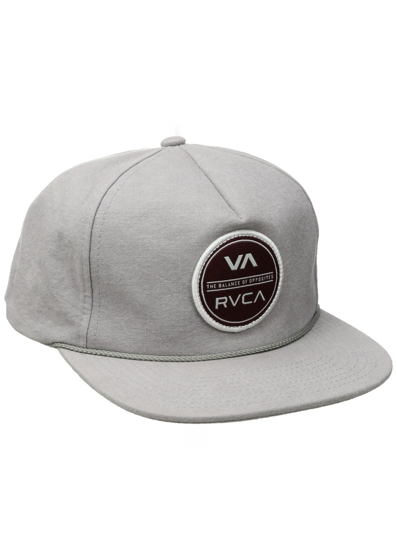 1842d282 RVCA RVCA Men's Global Snapback Hat | Misc Accessories