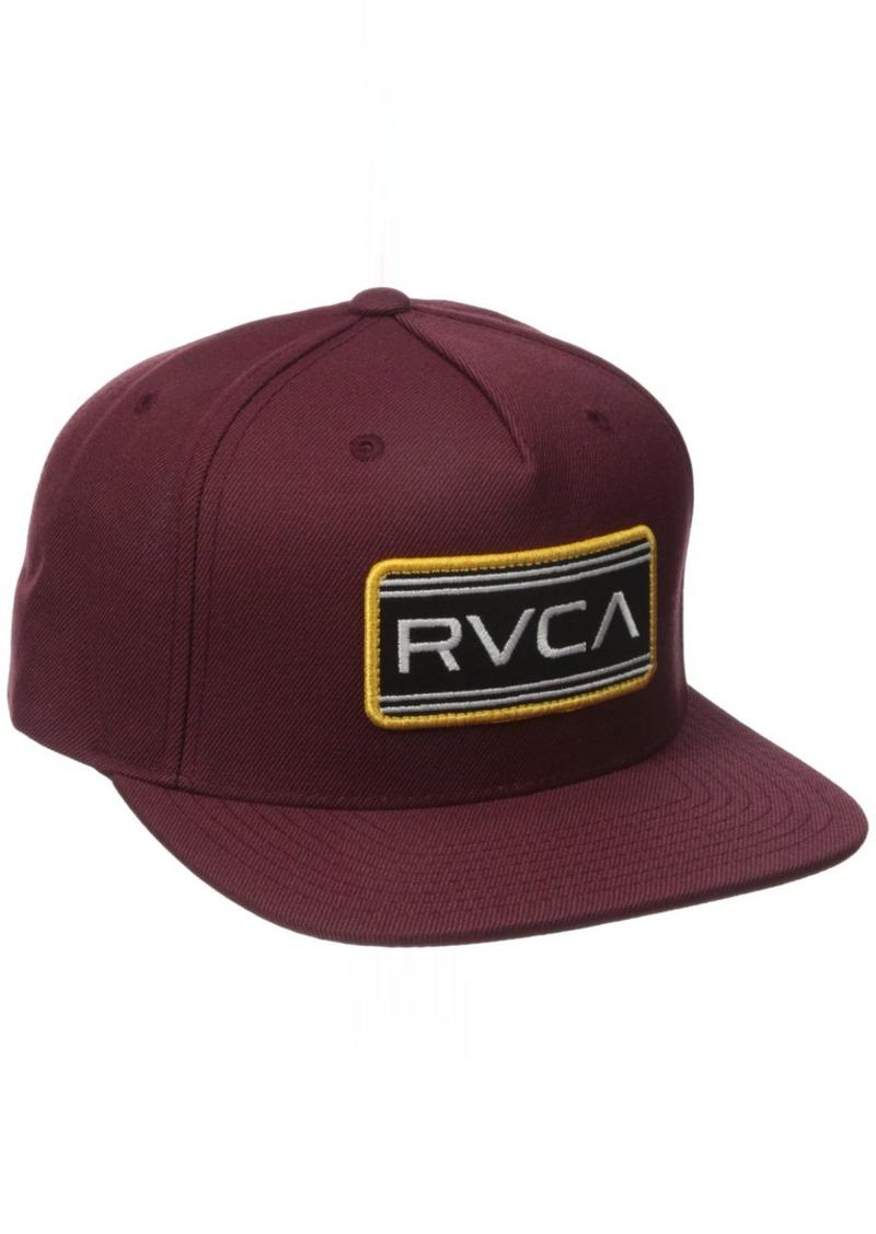 2899a2d2a96d3 RVCA RVCA Men s Indus Five Panel Hat