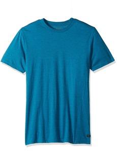 RVCA Men's Label Short Sleeve T-Shirt
