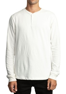 Rvca Men's Lavish Henley