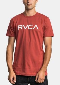 Rvca Men's Logo Graphic T-Shirt