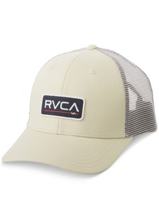 premium selection 3ba33 86208 Rvca Men s Logo Graphic Trucker Hat