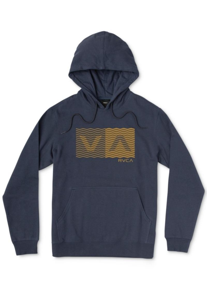 Rvca Men's Logo Pack Hoodie