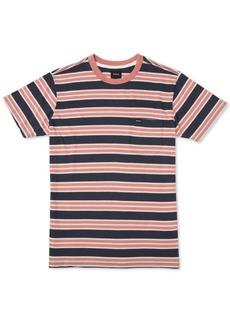 Rvca Men's Lucas Stripe T-Shirt