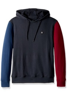 RVCA Men's Mixed Bag Hooded Sweatshirt  M