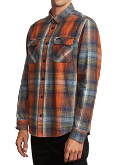 Rvca Men's Muir Flannel Shirt