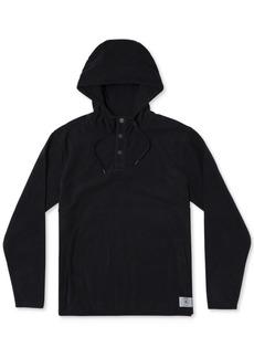 Rvca Men's Mundy Polar Fleece Hooded Jacket