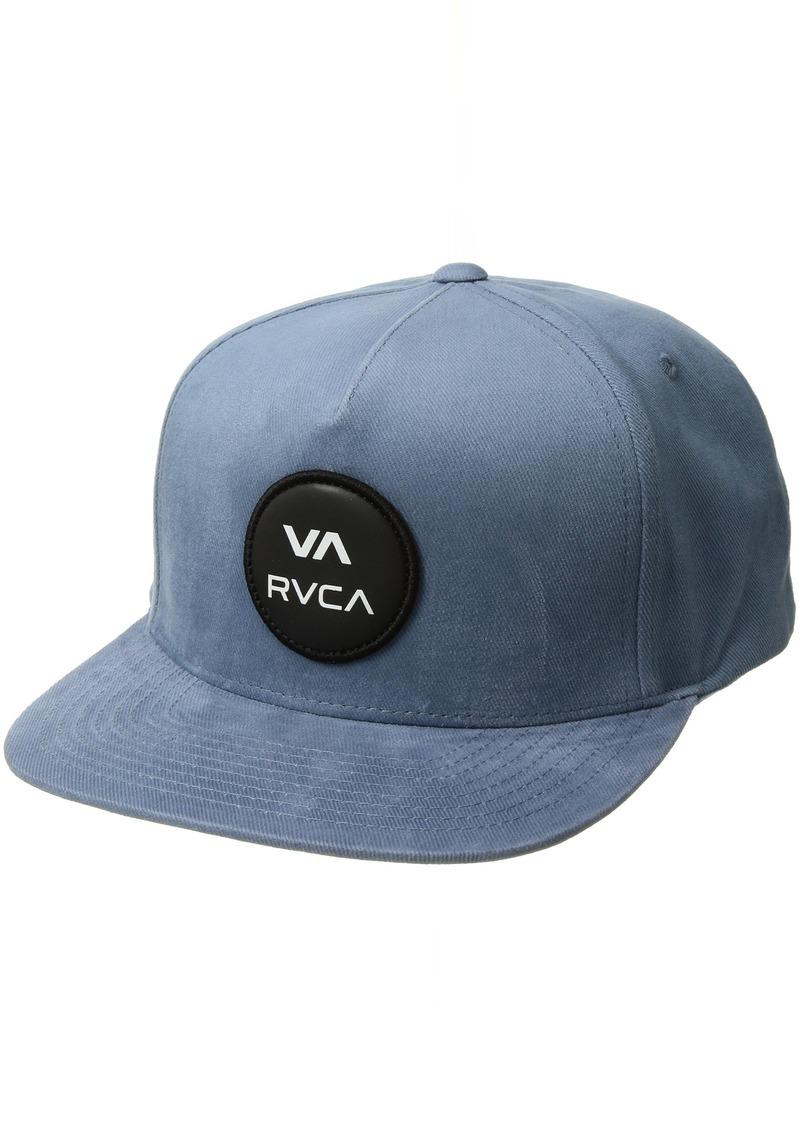 49796f4675ea7a RVCA RVCA Men's Neo Patch Snapback Hat EA | Misc Accessories