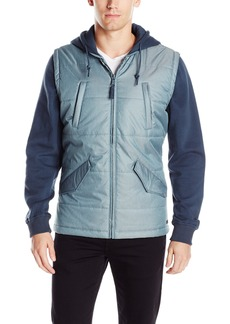 RVCA Men's Puffer Quiltd Expedition Jacket  2XL