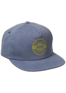RVCA Men's Railroaded Hat