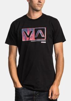 Rvca Men's Riso Box Graphic T-Shirt