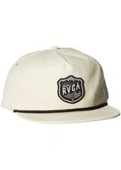 RVCA Men's Segnar Snapback Hat