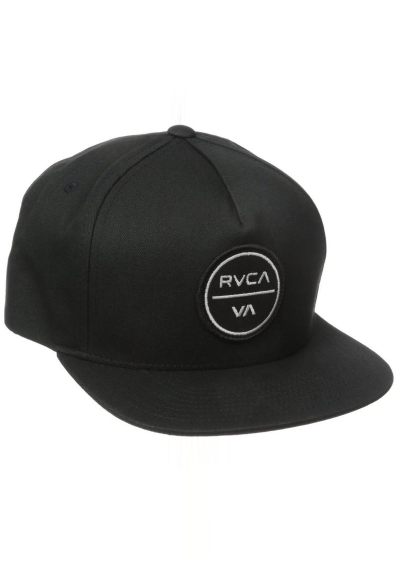 2e57389aaffb1 RVCA RVCA Men s Shelter Five Panel Hat