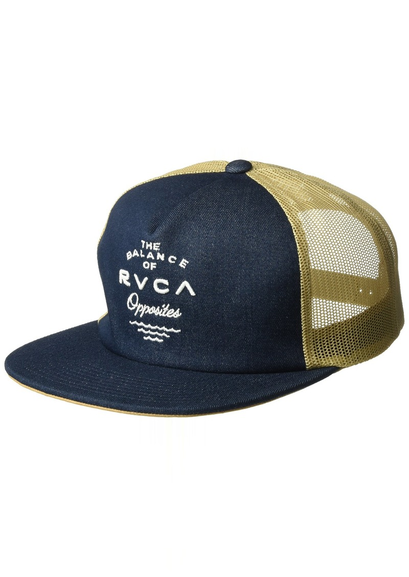 b043b523258ef RVCA RVCA Men s Side B Trucker Hat EA