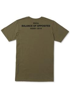 Rvca Men's Spec Graphic T-Shirt