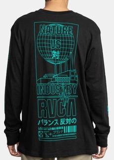 Rvca Men's Super Fun Graphic T-Shirt