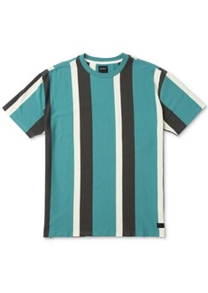 Rvca Men's Surrender Stripe T-Shirt