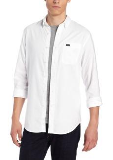 RVCA Men's That'll Do Oxford Long Sleeve Woven Shirt  2XL