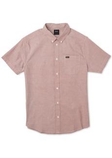 Rvca Men's That'll Do Stretch Pocket Shirt
