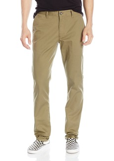 RVCA Men's The Weekend Chino Pant
