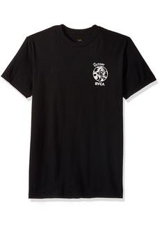 RVCA Men's to Victory T-Shirt  M