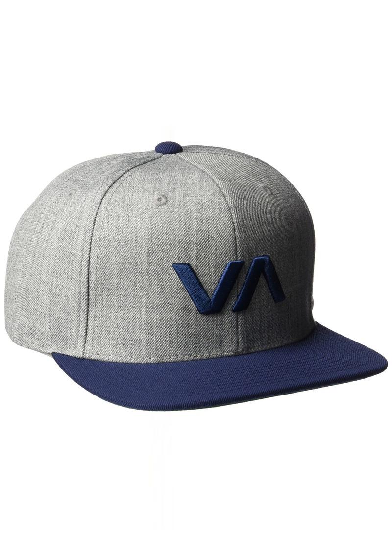 d7f66020eee On Sale today! RVCA RVCA Men s Va Snapback Ii Hat