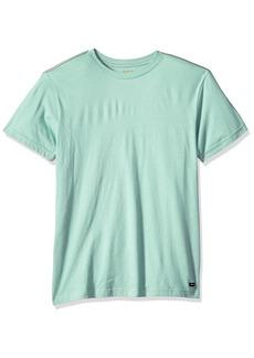 RVCA Men's Vintage WASH Label T-Shirt  L