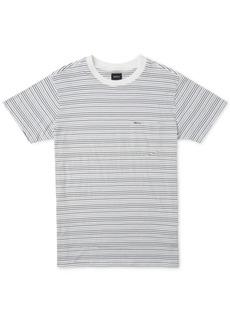Rvca Men's Warren Stripe T-Shirt