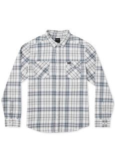 Rvca Men's Watt Flannel Shirt