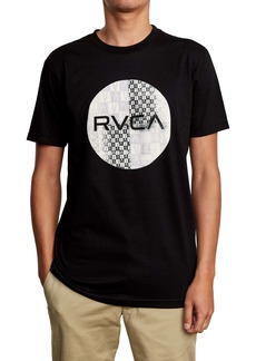RVCA Motors Mix Logo Graphic T-Shirt