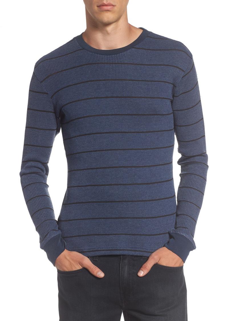 f2c2b16db RVCA RVCA Neutral Stripe Thermal T-Shirt | T Shirts