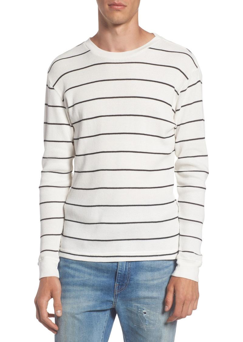 c22cff095 RVCA RVCA Neutral Stripe Thermal T-Shirt