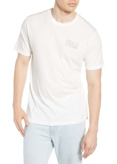 RVCA Offset Logo Graphic T-Shirt