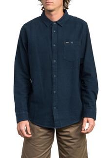 RVCA Public Works Flannel Shirt