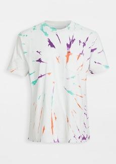 RVCA Short Sleeve Dayshift Tie Dye T-Shirt