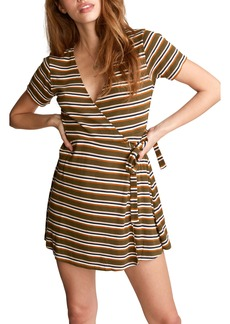 RVCA Slater Mini Wrapdress